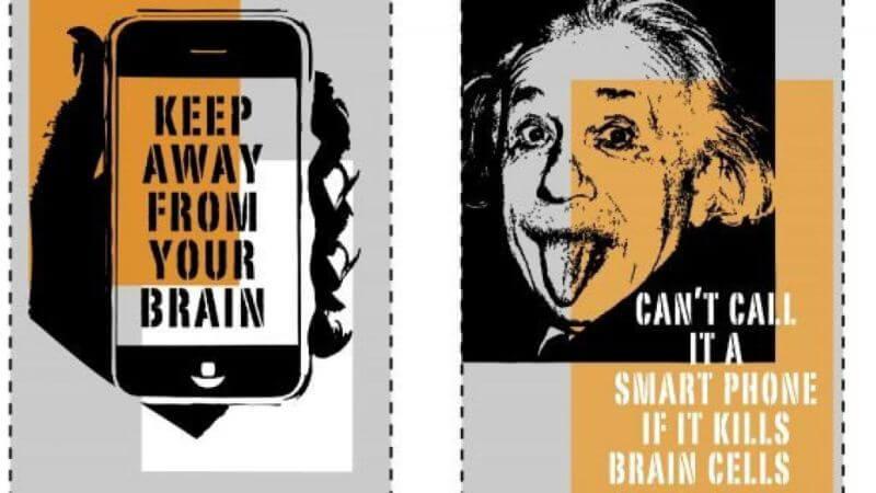 Cancer-Warning-Labels Einstein