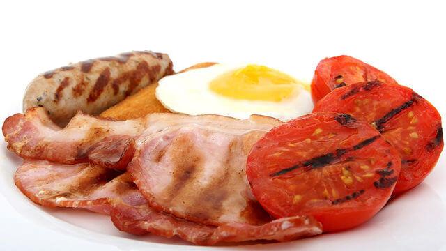 Bacon vs egg