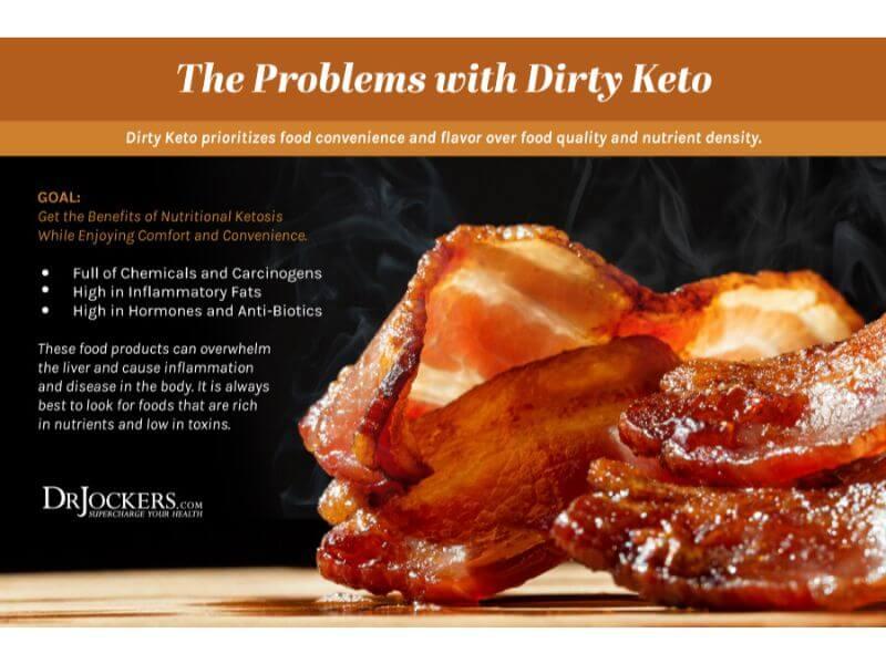 Dr Jockers Dirty Keto