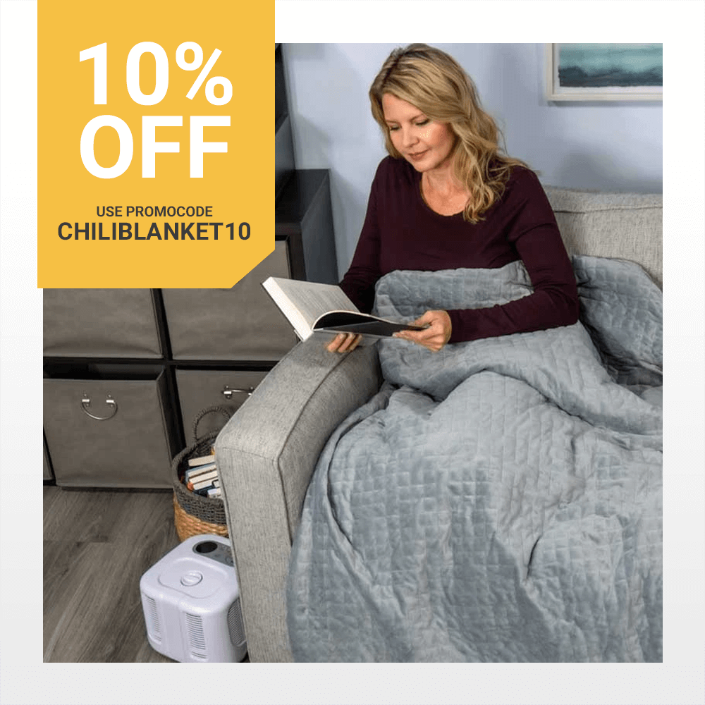 10% off chiliBLANKET™