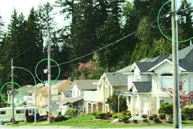 5G in suburb