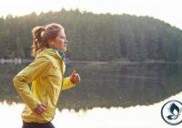 Runner nasal breathing