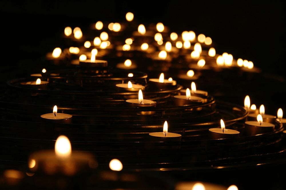 No Light Without Dark