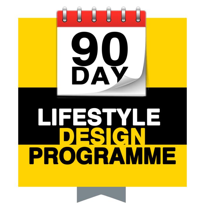Coaching - 90 Day Lifestyle Programme