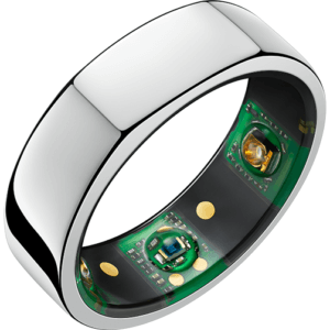 Oura Ring Heritage Silver