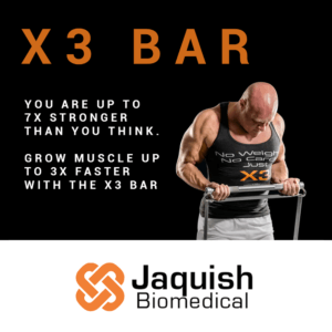 X3 Bar Recommended Product