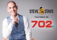 Steve Stavs on 702 Masterclass